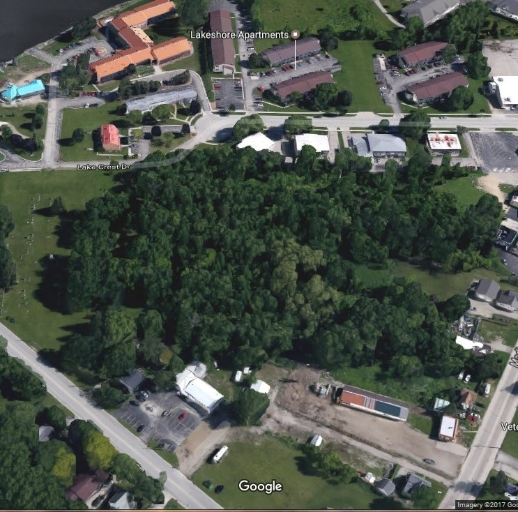 Lakecrest Apartments: Woman Gets Lost In Woods Next To Lake Crest Apartments